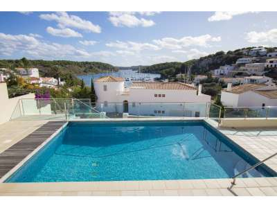 Image 4 | 4 bedroom villa for sale with 591m2 of land, Port d'Addaya, Northern Menorca, Menorca 221180