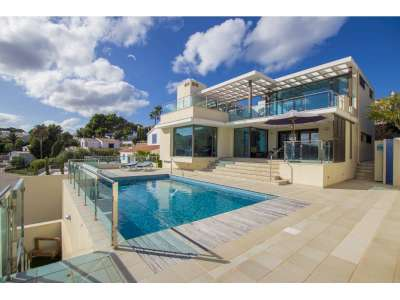 Image 5 | 4 bedroom villa for sale with 591m2 of land, Port d'Addaya, Northern Menorca, Menorca 221180