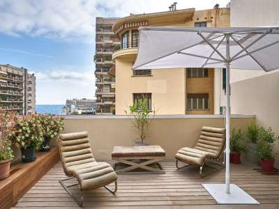 Image 2 | 8 bedroom townhouse for rent, Larvotto, French Riviera 221381