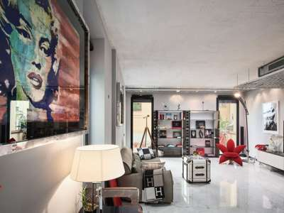 Image 4 | 8 bedroom townhouse for rent, Larvotto, French Riviera 221381