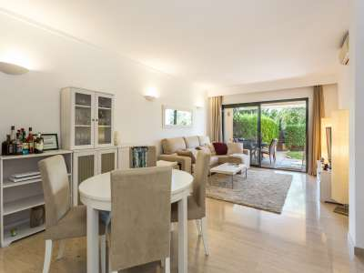 Image 14 | 2 bedroom apartment for sale with 400m2 of land, Bendinat, South Western Mallorca, Mallorca 221391