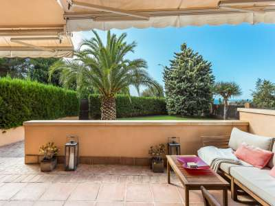 Image 3 | 2 bedroom apartment for sale with 400m2 of land, Bendinat, South Western Mallorca, Mallorca 221391
