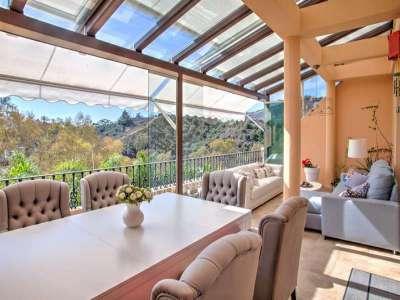 Image 2   2 bedroom penthouse for sale, Vista Real, Nueva Andalucia, Malaga Costa del Sol, Andalucia 221439
