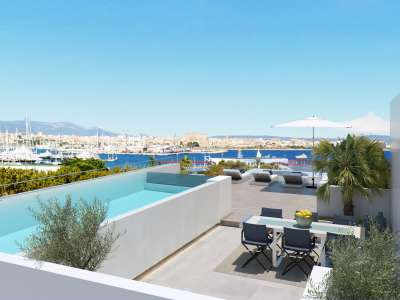 Image 10 | 4 bedroom penthouse for sale, Paseo Maritimo, Palma, Palma Area, Mallorca 221480