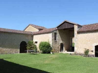 Image 11 | 5 bedroom farmhouse for sale with 1.9 hectares of land, Condom, Gers , Gascony 221804