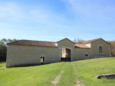 Image 13 | 5 bedroom farmhouse for sale with 1.9 hectares of land, Condom, Gers , Gascony 221804