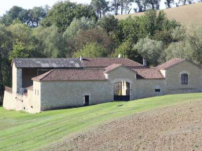 Image 4 | 5 bedroom farmhouse for sale with 1.9 hectares of land, Condom, Gers , Gascony 221804