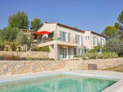 Image 1 | 3 bedroom villa for sale with 0.52 hectares of land, Seillans, Var , Cote d'Azur French Riviera 222004