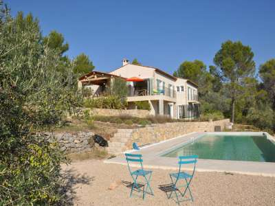 Image 18 | 3 bedroom villa for sale with 0.52 hectares of land, Seillans, Var , Cote d'Azur French Riviera 222004