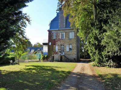 Image 18 | A Beautiful 19thCentury Château inNormandy for Sale with Gites 222053