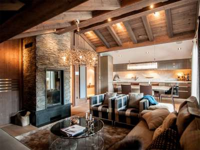 Image 3 | 3 bedroom penthouse for sale, 1850, Courchevel, Savoie , Three Valleys Ski 222065