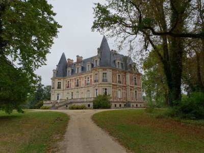 Image 1 | 10 bedroom French chateau for sale with 44 hectares of land, Tours, Indre-et-Loire , Loire Valley 222103