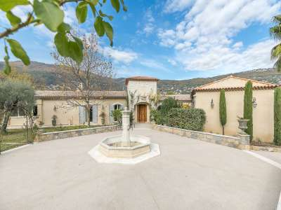 Image 1 | 5 bedroom villa for sale with 1.5 hectares of land, Chateauneuf, Grasse, French Riviera 222479