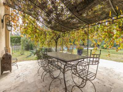 Image 3 | 5 bedroom villa for sale with 1.5 hectares of land, Chateauneuf, Grasse, French Riviera 222479
