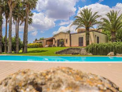 Image 1 | 20 bedroom villa for sale with 20 hectares of land, Noto, Syracuse, Sicily 222522