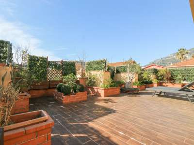Image 2 | 3 bedroom penthouse for sale with 200m2 of land, Roquebrune Cap Martin, French Riviera 222601