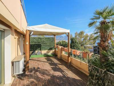 Image 20 | 3 bedroom penthouse for sale with 200m2 of land, Roquebrune Cap Martin, French Riviera 222601