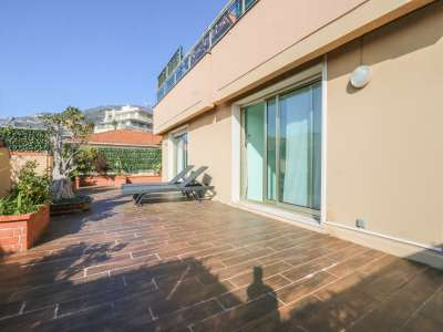 Image 4 | 3 bedroom penthouse for sale with 200m2 of land, Roquebrune Cap Martin, French Riviera 222601