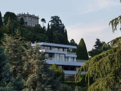 Image 2   6 bedroom villa for sale with 1,760m2 of land, Bignanico, Como, Lake Como 222937