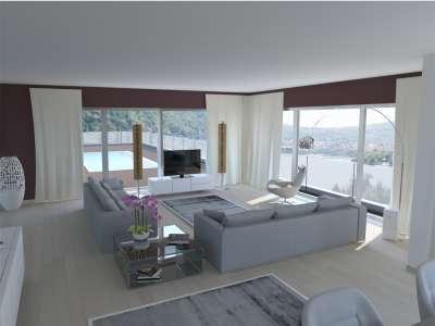 Image 5   6 bedroom villa for sale with 1,760m2 of land, Bignanico, Como, Lake Como 222937