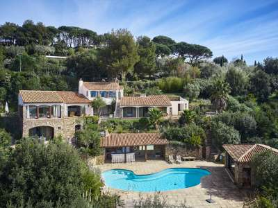 Image 1 | 5 bedroom villa for sale with 0.46 hectares of land, Ramatuelle, St Tropez, French Riviera 223040