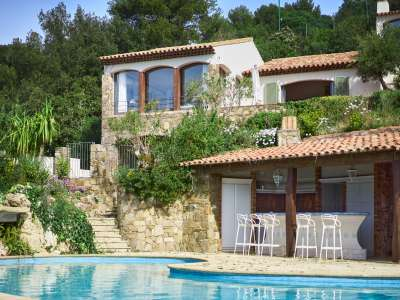 Image 2 | 5 bedroom villa for sale with 0.46 hectares of land, Ramatuelle, St Tropez, French Riviera 223040