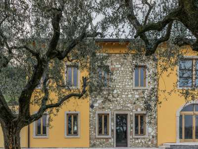 Image 2   5 bedroom farmhouse for sale with 0.3 hectares of land, Verona, Veneto 223053
