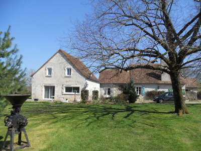 Image 1   5 bedroom house for sale with 1.51 hectares of land, Saint Savin, Hautes-Pyrenees , Gascony 223114