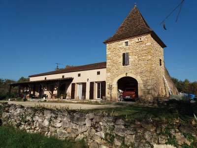 Image 1 | 5 bedroom house for sale with 1.71 hectares of land, Fumel, Lot-et-Garonne , Aquitaine 223142