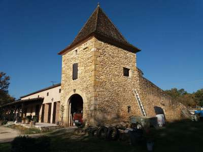 Image 5 | 5 bedroom house for sale with 1.71 hectares of land, Fumel, Lot-et-Garonne , Aquitaine 223142
