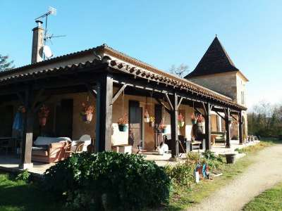 Image 6 | 5 bedroom house for sale with 1.71 hectares of land, Fumel, Lot-et-Garonne , Aquitaine 223142