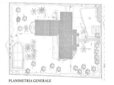 Image 35 | 4 bedroom villa for sale with 0.25 hectares of land, Forte dei Marmi, Lucca, Tuscany 223156