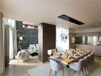 Image 2 | 2 bedroom penthouse for sale, 1850, Courchevel, Savoie , Three Valleys Ski 223207