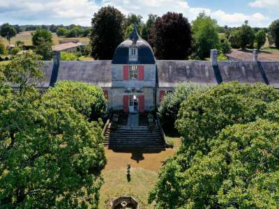 Image 15   10 bedroom French chateau for sale with 69.88 hectares of land, Saintes, Charente-Maritime , Poitou-Charentes 223316