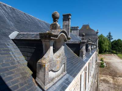 Image 17   10 bedroom French chateau for sale with 69.88 hectares of land, Saintes, Charente-Maritime , Poitou-Charentes 223316