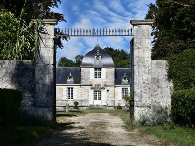 Image 18   10 bedroom French chateau for sale with 69.88 hectares of land, Saintes, Charente-Maritime , Poitou-Charentes 223316