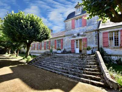 Image 2   10 bedroom French chateau for sale with 69.88 hectares of land, Saintes, Charente-Maritime , Poitou-Charentes 223316