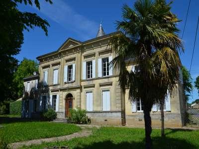 Image 1   6 bedroom manor house for sale, Saint Emilion, Gironde , Aquitaine 223372