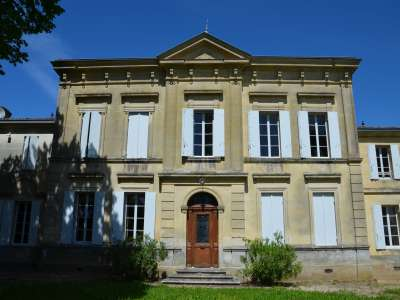 Image 2   6 bedroom manor house for sale, Saint Emilion, Gironde , Aquitaine 223372