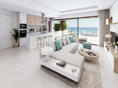 Image 4   3 bedroom apartment for sale, Las Mesas, Estepona, Malaga Costa del Sol, Andalucia 223452