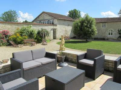 Image 10 | 14 bedroom house for sale with 10 hectares of land, Richelieu, Indre-et-Loire , Loire Valley 223470