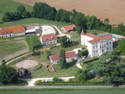 Image 3 | 12 bedroom French chateau for sale with 2.5 hectares of land, Monflanquin, Lot-et-Garonne , Aquitaine 223500
