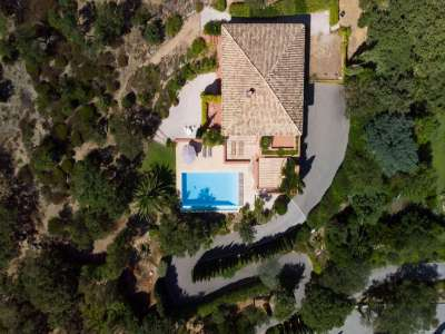 Image 1 | 4 bedroom villa for sale, Grimaud, French Riviera 223542