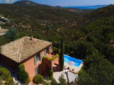 Image 2 | 4 bedroom villa for sale, Grimaud, French Riviera 223542