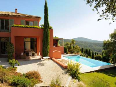 Image 3 | 4 bedroom villa for sale, Grimaud, French Riviera 223542