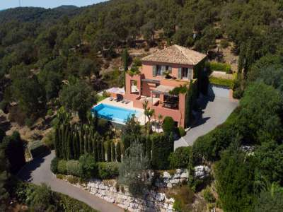 Image 6 | 4 bedroom villa for sale, Grimaud, French Riviera 223542
