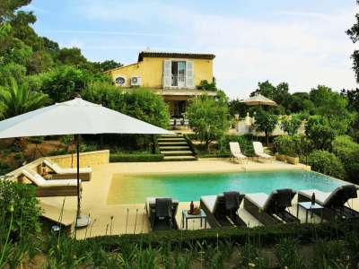 Image 14 | 4 bedroom villa for sale with 0.6 hectares of land, Gassin, St Tropez, French Riviera 223543