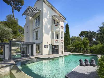 Image 1 | 4 bedroom villa for sale with 1,400m2 of land, Cap d'Antibes, Antibes Juan les Pins, French Riviera 223779