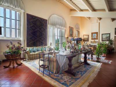Image 10 | 9 bedroom villa for sale with 10 hectares of land, Lucca, Tuscany 223840