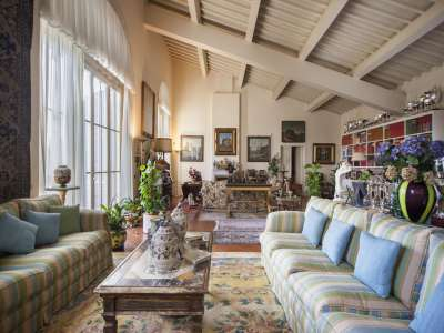 Image 11 | 9 bedroom villa for sale with 10 hectares of land, Lucca, Tuscany 223840